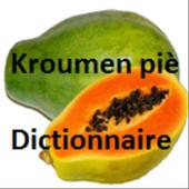 Kroumen piè Dictionnaire icon