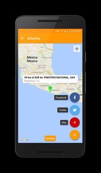 México Sismos apk screenshot