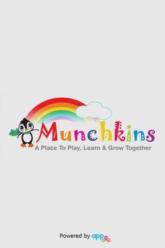 Munchkins Play School poster