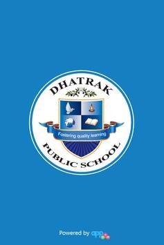 Dhatrak Public School poster