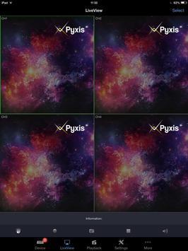 Pyxis Security apk screenshot