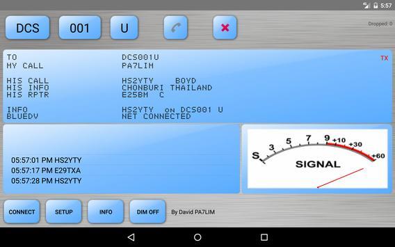 BlueDV apk screenshot