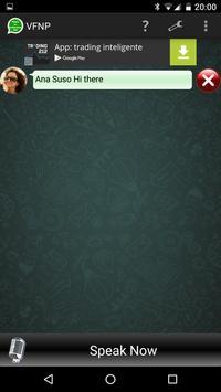 Voice for Notifications Pro apk screenshot