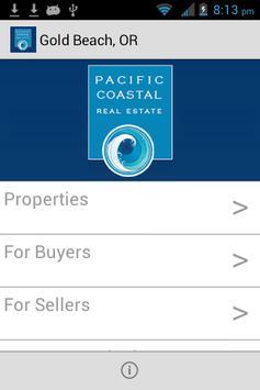 Pacific Coastal Real Estate poster