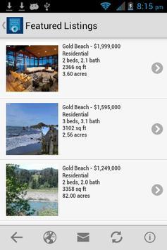 Pacific Coastal Real Estate apk screenshot