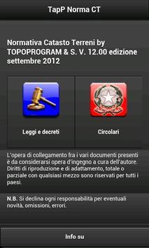TapP Norma Catasto Terreni poster