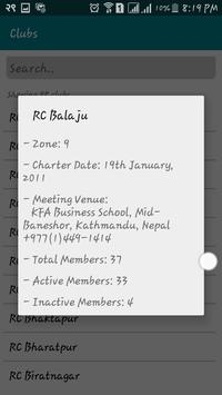 My Rotaract apk screenshot
