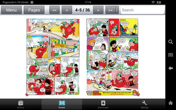 The Beano apk screenshot