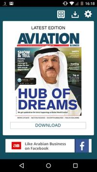 Aviation Business poster
