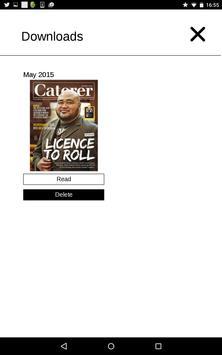 Caterer Middle East apk screenshot