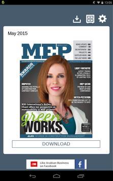 MEP Middle East apk screenshot