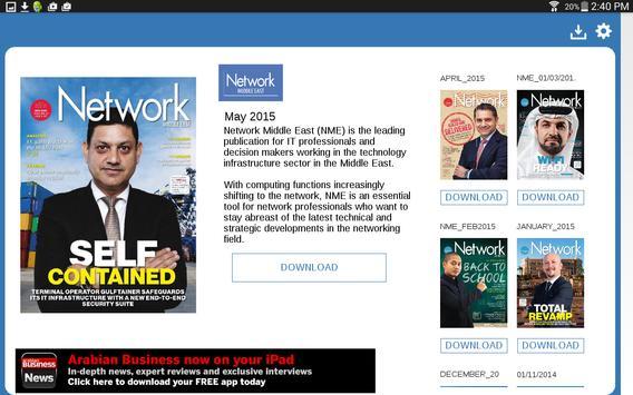 Network ME apk screenshot