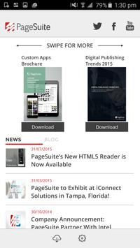 PageSuite Insights poster