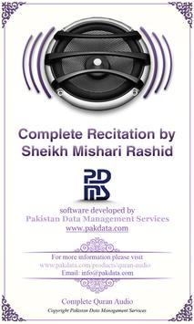 Quran Audio - Mishary Rashid apk screenshot