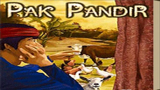 Kisah Lucu Pak Pandir poster