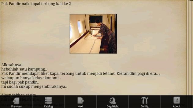 Kisah Lucu Pak Pandir apk screenshot
