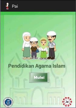 Pend. Agama Islam SD Kelas 1 poster