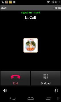 PALM Dialer apk screenshot