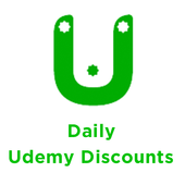 Udemy coupons & free courses icon
