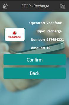 ETop Saral Recharge apk screenshot
