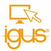 igus® WebGuide English icon