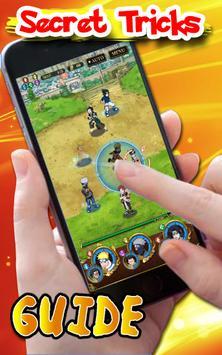 Tricks: Ultimate Ninja Blazing apk screenshot