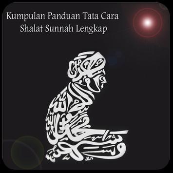 Panduan Sholat Sunnah Lengkap poster