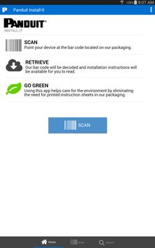 Panduit Install-It apk screenshot