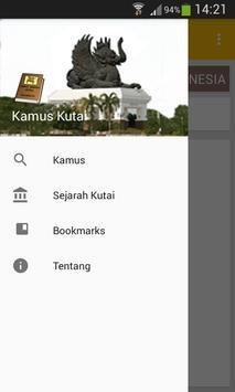 Kamus Bahasa Kutai apk screenshot