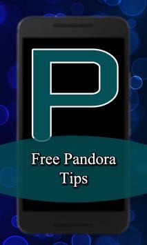 Guide Pandora Radio Music Tips poster