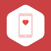 팡톡-채팅,무료채팅,랜덤채팅,소개팅,미팅,폰팅,대화만남 icon