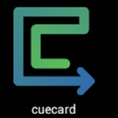 cuecard icon