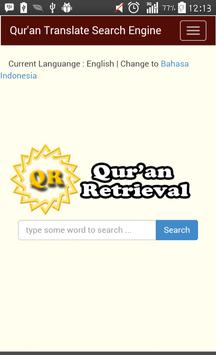 Al-Qur'an Retrieval poster