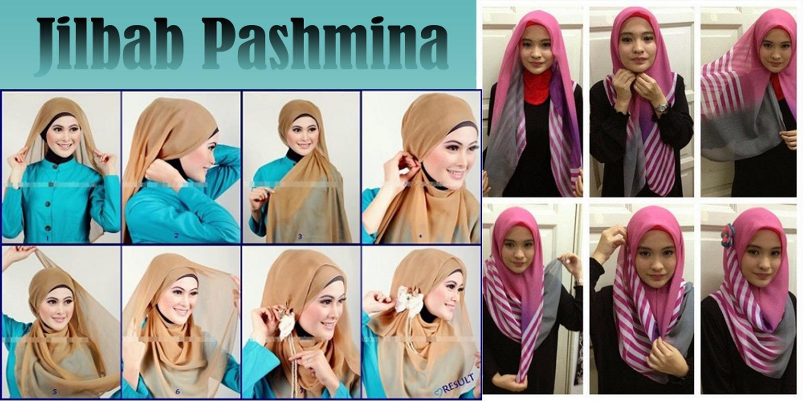 Cara Memakai Hijab Pashmina APK Download Free Video Players
