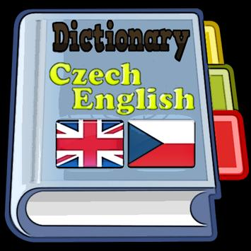 Czech English Dictionary poster