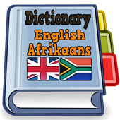 English Afrikaans Dictionary icon