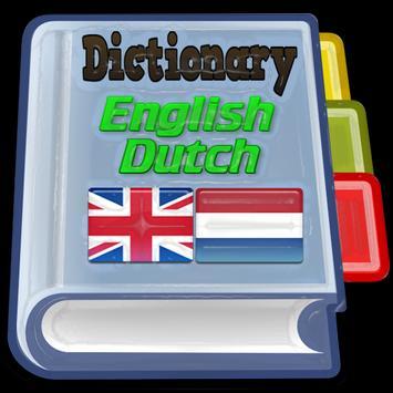 English Dutch Dictionary poster