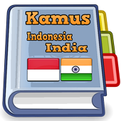 Indonesian India Dictionary icon