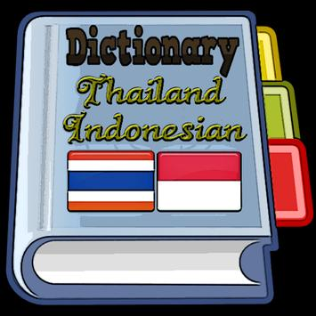 Indonesian Thailand Dictionary poster