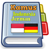 Indonesian German Dictionary icon