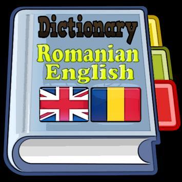 Romanian English Dictionary poster