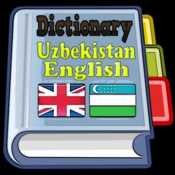 Uzbekistan English Dictionary poster
