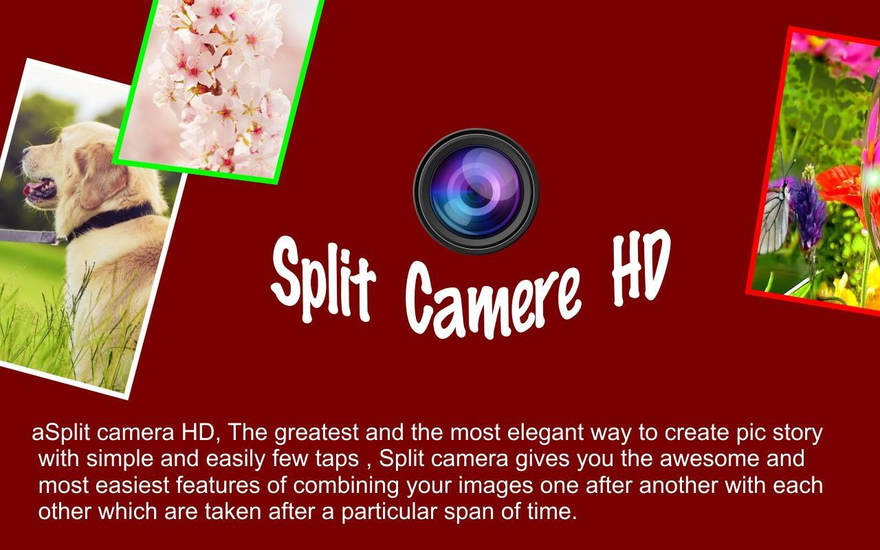 Split camera android apk