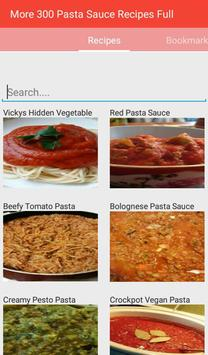 Pasta Sauce Recipes Full apk screenshot