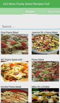 Pasta Salad Recipes Full apk screenshot