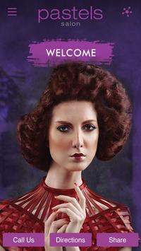 Pastels Hair Nails & Beauty poster