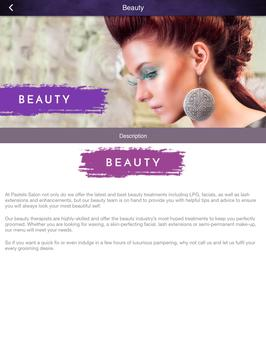 Pastels Hair Nails & Beauty apk screenshot