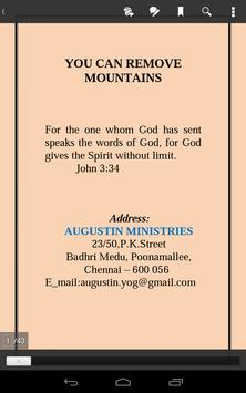 Pastor Augustin apk screenshot
