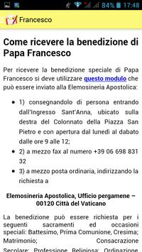 Francesco apk screenshot