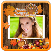 Thanksgiving 2016 Photo Frames icon